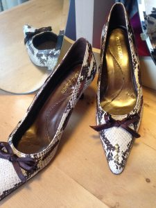 Unworn Kurt Geiger shoes size 36 Price still on bottom we want £30 includes UK p&p